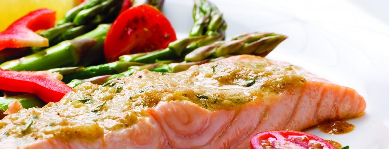 somon cu legume la cuptor Alexandra Alexandru specialist nutritie